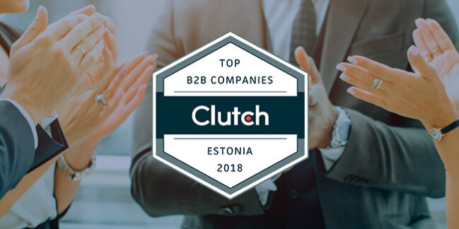 Clutch Ranks Bamboo Apps among Top B2B Companies in Estonia