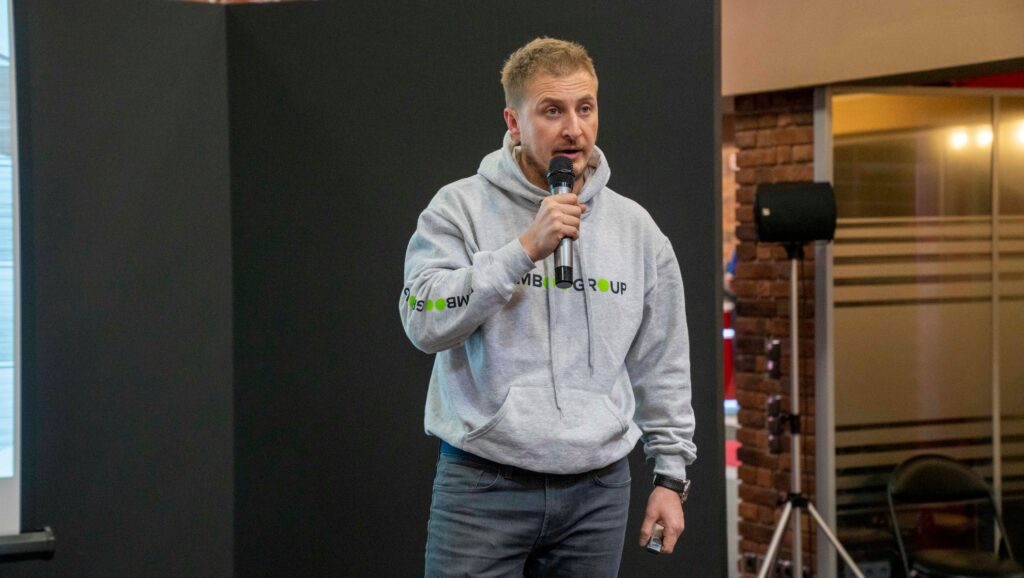 CEO Bamboo Group - Vladislav Herchykau