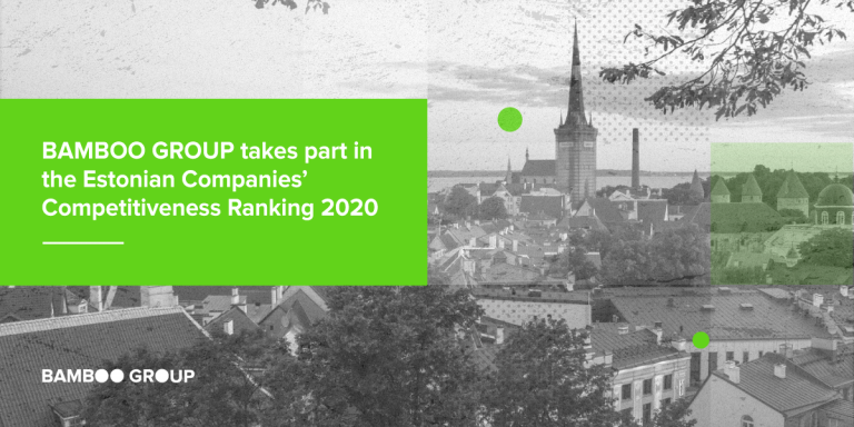 competitiveness ranking estonia bamboo group